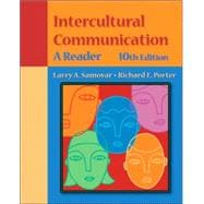 Intercultural Communication A Reader (with InfoTrac)