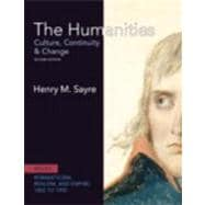 The Humanities Culture, Continuity and Change, Book 5: 1800 to 1900 Plus NEW MyArtsLab with eText -- Access Card Package
