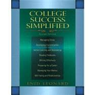 College Success Simplified