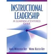 Instructional Leadership: A Learning-Centered Guide