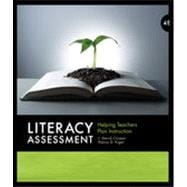 Literacy Assessment: Helping Teachers Plan Instruction, 4th Edition