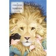 The Lion, the Witch, and the Wardrobe 9780064404990R