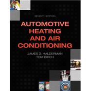 Automotive Heating and Air Conditioning 9780133514995R