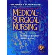 Brunner & Suddarth's Textbook of Medical-Surgical Nursing (Two Volume Set)