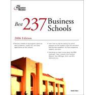 Best 237 Business Schools 2006