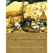 Civilization in the West, Single Volume Edition