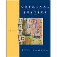 Criminal Justice (with Student CD-ROM, Juvenile Justice Chapter, and InfoTrac)