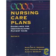 Nursing Care Plans : Includes Electronic Care Plan Maker
