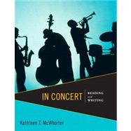 In Concert : Reading and Writing with NEW MySkillsLab with EText -- Access Card Package