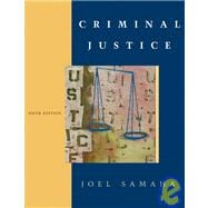 Criminal Justice (Non-InfoTrac Version with CD-ROM and Juvenile Justice Chapter)