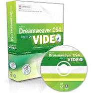 Learn Adobe Dreamweaver CS4 by Video Core Training for Web Communication