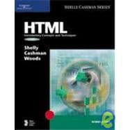HTML : Introductory Concepts and Techniques