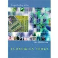 Economics Today : With Economics in Action 2001-2002 Version
