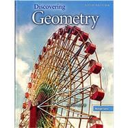 Discovering Geometry 5th Edition