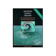 Fundamentals of Fluid Mechanics : Updated Edition Including Phenomena of Fluids CD