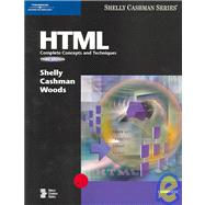 HTML: Complete Concepts and Techniques, Third Edition