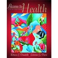 Access to Health (Book with CD-ROM)