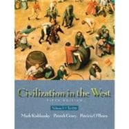 Civilization in the West, Volume I (Chapters 1-16)