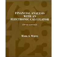 Financial Analysis with an Electronic Calculator