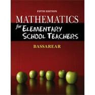 Mathematics for Elementary School Teachers, 5th Edition