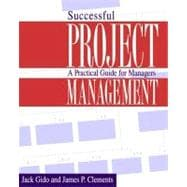 Successful Project Management : A Practical Guide for Managers