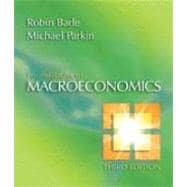 Foundations of Macroeconomics