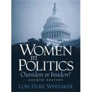 Women in Politics: Outsiders or Insiders? : A Collection of Readings