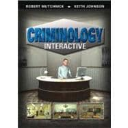Criminology Interactive DVD