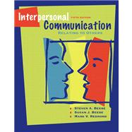 Interpersonal Communication Relating to Others Value Package (includes MyCommunicationLab CourseCompass with E-Book Student Access )