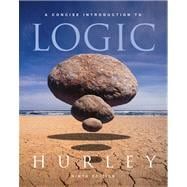 A Concise Introduction to Logic (with CD-ROM)