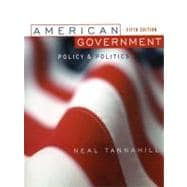 American Government : Policy and Politics