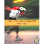 Total Fitness and Wellness with Behavior Change Log Books and Wellness Journal