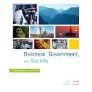 Business, Government and Society: A Managerial Perspective