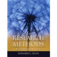 Research Methods : A Tool for Life