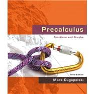 Precalculus : Functions and Graphs Value Package (includes Student's Solutions Manual for Precalculus: Functions and Graphs)