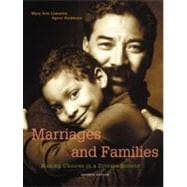 Marriages and Families Making Choices in a Diverse Society
