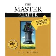 Master Reader, The, Updated Edition (with MyReadingLab)