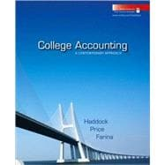 College Accounting : A Contemporary Approach with Home Depot 2006 Annual Report