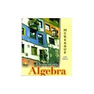 Elementary Algebra (with Digital Video Companion)