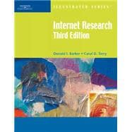 Internet Research-Illustrated, Third Edition