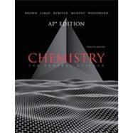 Chemistry: The Central Science 12e AP Student Edition (HS Binding)+ MasteringChemistry with Pearson eText
