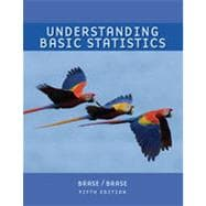Understanding Basic Statistics, Brief, 5th Edition