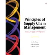 Principles of Supply Chain Management (Book Only)
