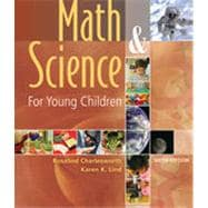 Math & Science for Young Children, 6th Edition