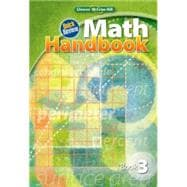 Quick Review Math Handbook, Book 3, Student Edition