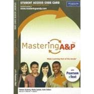 MasteringA&P&reg; with Pearson eText -- Standalone Access Card -- for Human Anatomy, Media Update
