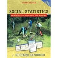 Social Statistics : An Introduction Using SPSS