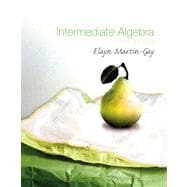 Intermediate Algebra Value Pack (includes CD Lecture Series and Student Solutions Manual )