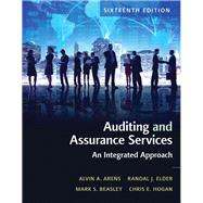 Auditing and Assurance Services Plus MyAccountingLab with Pearson eText -- Access Card Package
