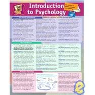 Study Card for Introduction to Psychology 6pk